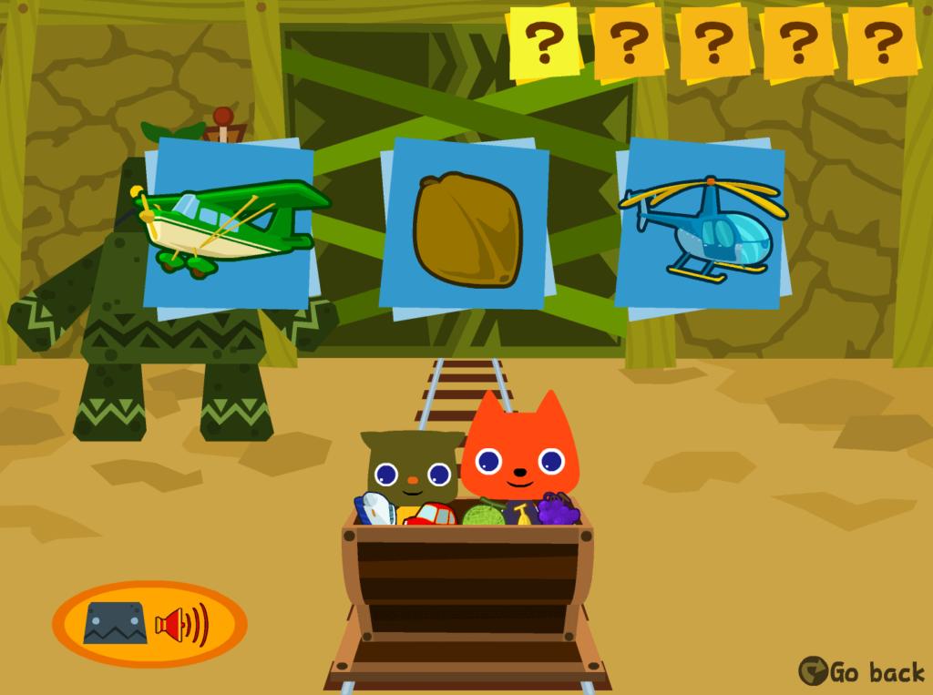 アプリゲームVocabulary mix game