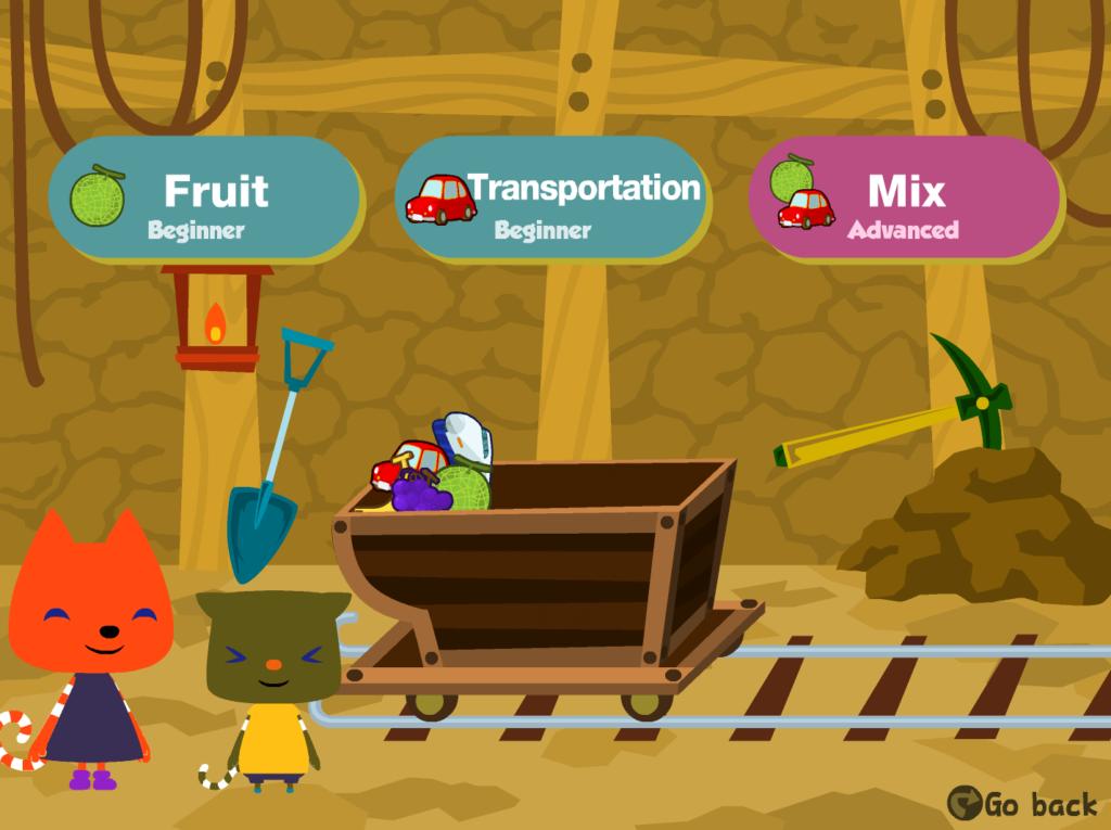 アプリゲーム Vocabulary mix
